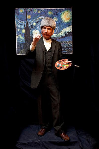 Vincent Van Gogh; Bob Cunningham