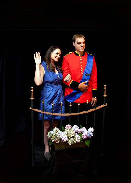 Mad Love 2 (Kate and William); Catharine Pear & Sean Russell