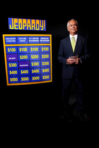 Jeopardy<br /> Alex Trebek, Carl Gustin