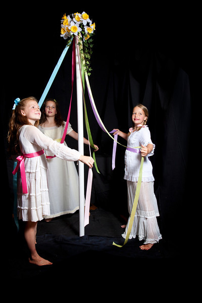 May Pole<br /> Natalie Fey, Denby Fortune, Alyson Feeley