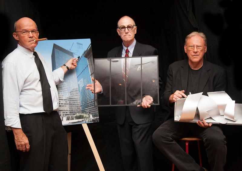 Architects<br /> Peter Kutner, Peter Kovner, Steven Phillips
