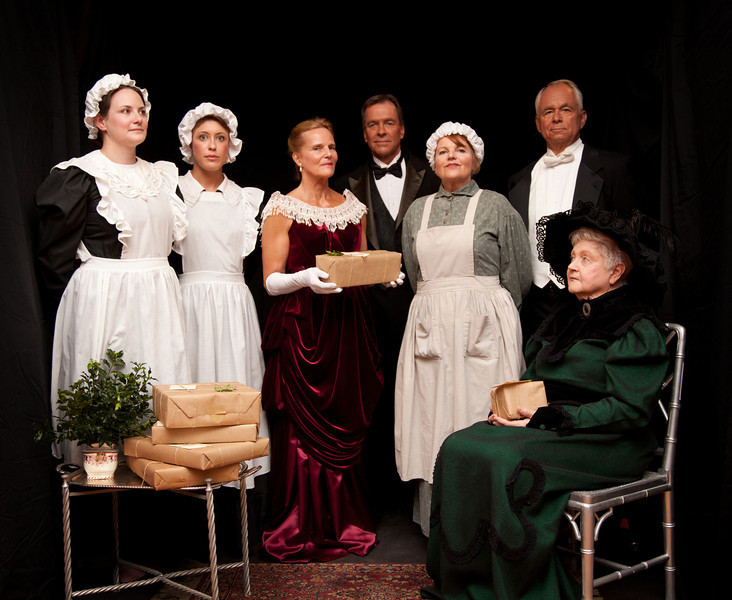 Boxing Day, CAST 2<br /> Carl Gustin; Linette French; Janet Downey/Dianna Pear; Bill Johnston; Trudy Clemens; Catharine Pear; Lizzie Stern