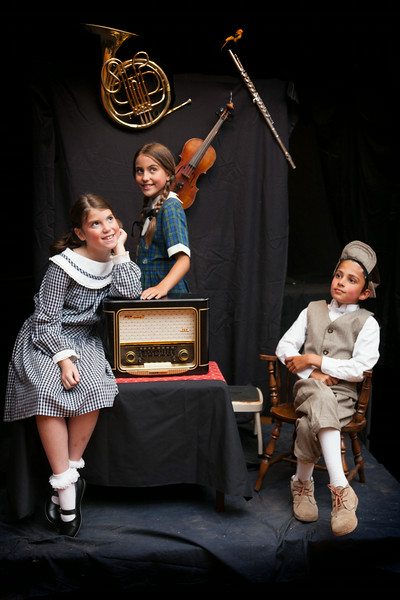 Peter and the Wolf<br /> CAST: Catherine Harries, Ila Brown, Henry Fenollosa