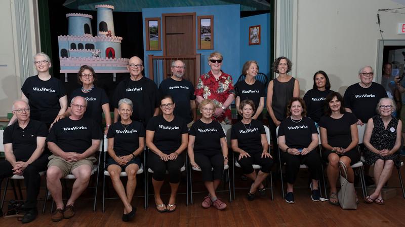2018 Waxworks Committee & Crew