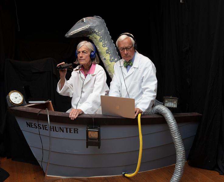 12. Loch Ness Monster (c)