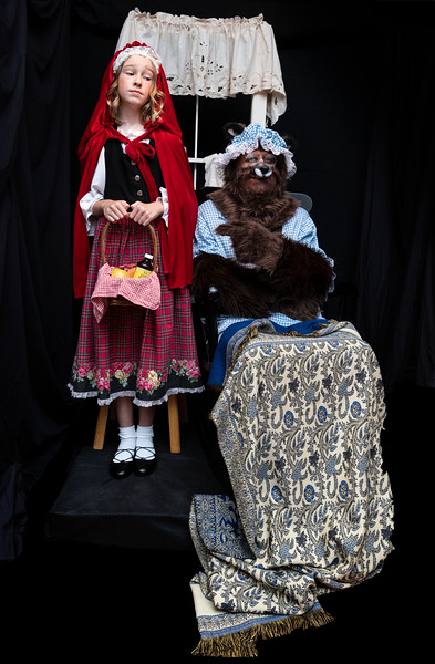 7. LIttle Red Riding Hood