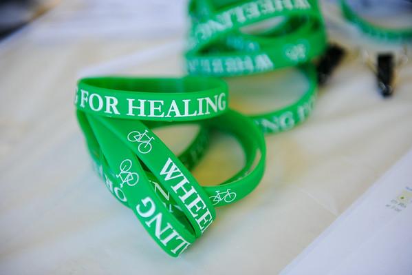 Wheeling for Healing