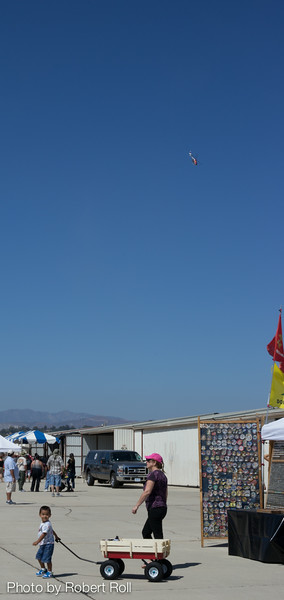 While Commander Chuck Aaron takes his Red Bull helicopter through its death-defying paces, there are plenty of other distractions at the 2014 Wings Over Camarillo Air Show.