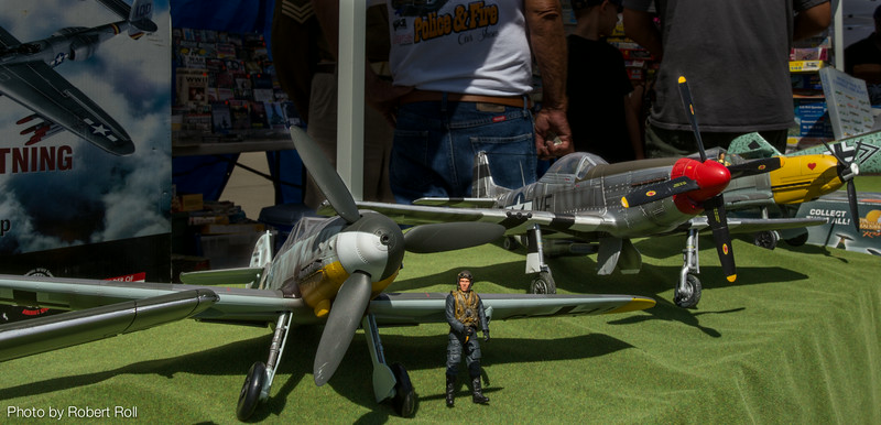 Aircraft and pilots of all vintages and sizes flew in to celebrate the 2014 Wings Over Camarillo air show.