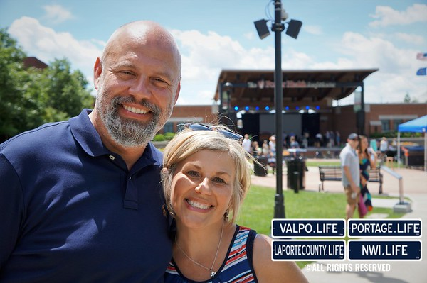 Calvary Church Father's Day in the Park 2017
