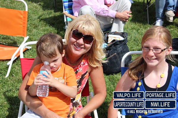 Calvary Church Father's Day in the Park 2014