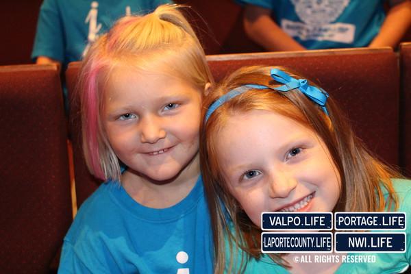 Calvary Church Vacation Bible School Family Night