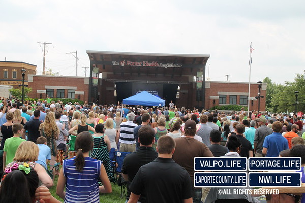 Calvary Church's Father's Day in the Park 2015