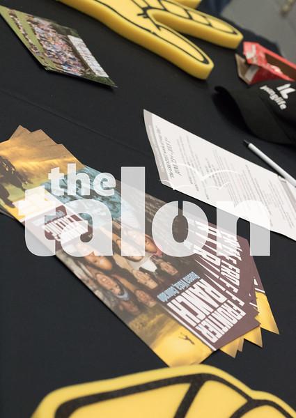 YoungLife Camp Signing (12-13-17)YoungLife Camp Signing (12-13-17) at Argyle High School in Argyle, Texas, on December, 13, 2017. (Lauren Landrum / The Talon News)