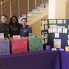 UAlbany students collect pet supplies to donate to the Companion Animal Placement Program.