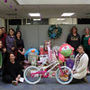 "UAlbany's School of Education participates in Albany County's ""Adopt-A-Family"" program."