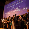 April 21, 2016 - The 2016 President's Awards for Exemplary Public Engagement. Photos by Carlo de Jesus