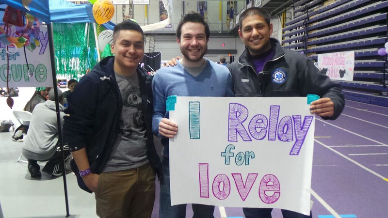 The UAlbany community rallied to fight cancer at the annual Relay for Life walk. (Photos by Zainub Amir)