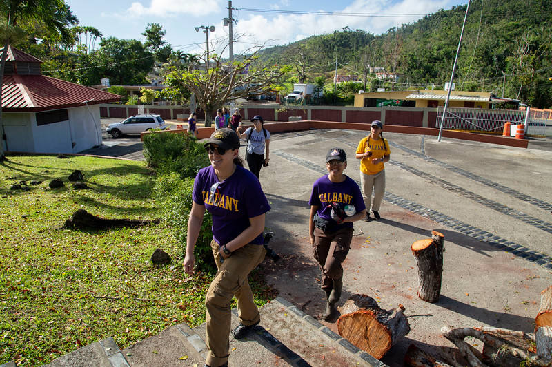 May 22, 2018 - Puerto Rico Service Trip Day 3