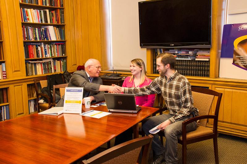 Rep. Paul Tonko meets with SSW Navigator