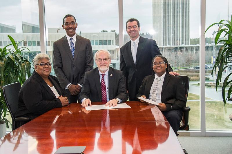 UAlbany and Schenectady City Mission Partnership