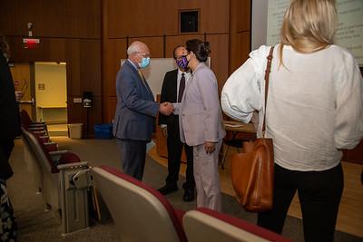 June 2, 2021 - Congressman Paul Tonko Visits the RNA Institute