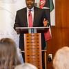 Visiting Kenyan Delegation