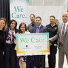 2018 We Care event