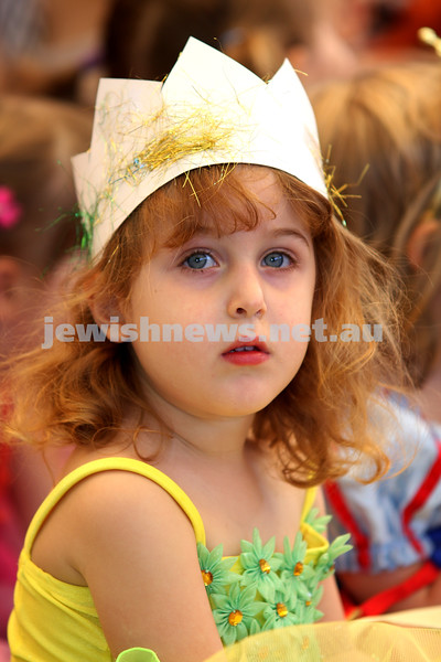 Purim 2010. The King David School. Photo: Peter Haskin