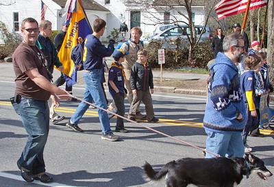 Patriot's Day Parade 2011