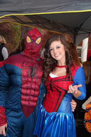 2012,  Trunk or Treat