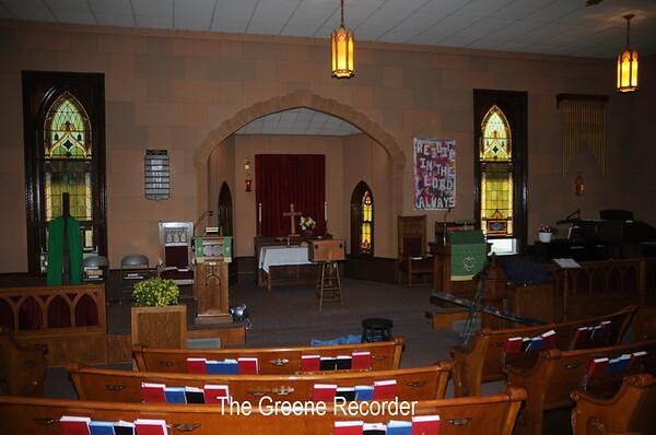 Presbyterian 150th Anniversary