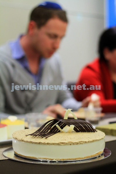 AJN cheese cake competition. photo: peter haskin