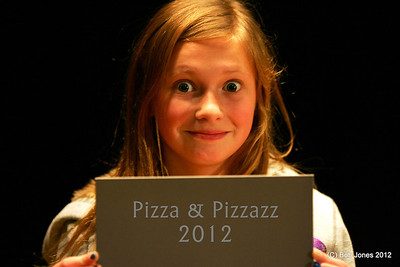 B.H.S. Pizza & Pazzazz 2012