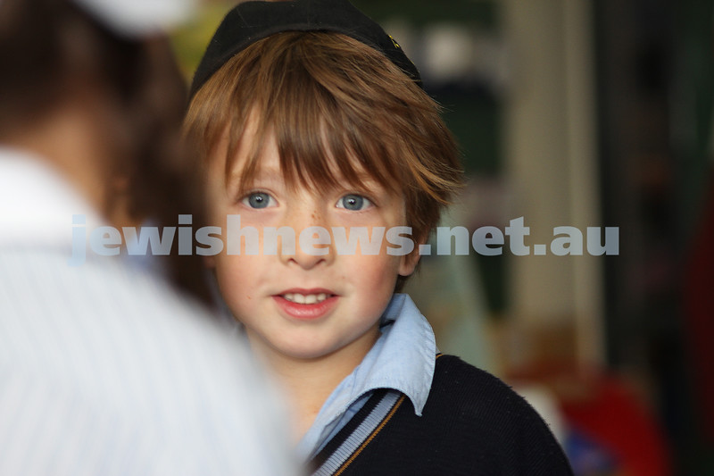 1-2-2013. Back to School. Oren Schutz. Mount Scopus, Fink Karp Ivany Campus. Photo: Lochlan Tangas
