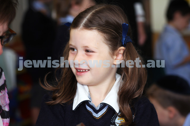 1-2-2013. Back to School. Dahlia Cohen. <br /> Mount Scopus, Fink Karp Ivany Campus. Photo: Lochlan Tangas