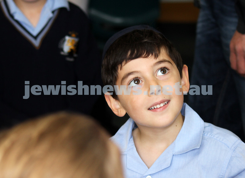 1-2-2013. Back to School. Billy Altman. <br /> Mount Scopus, Fink Karp Ivany Campus. Photo: Lochlan Tangas