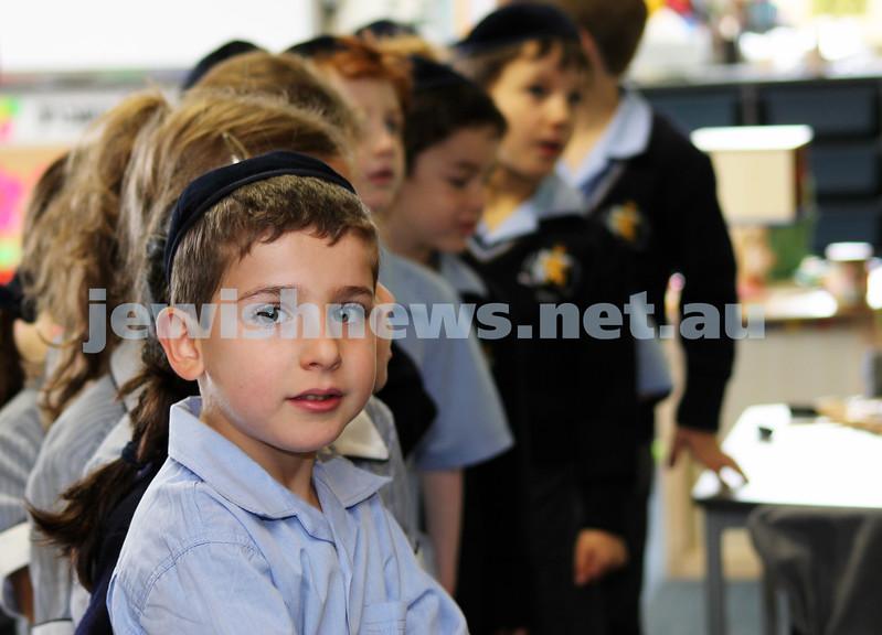 1-2-2013. Back to School. Mount Scopus, Fink Karp Ivany Campus. Photo: Lochlan Tangas