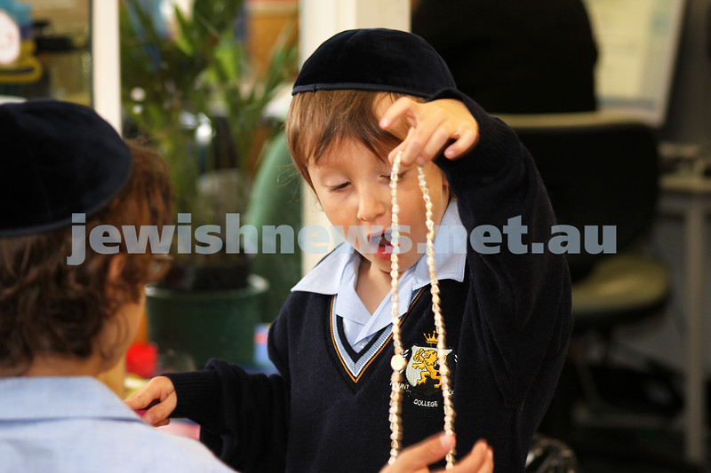 1-2-2013. Back to School. Jarrod Strunin. <br /> Mount Scopus, Fink Karp Ivany Campus. Photo: Lochlan Tangas