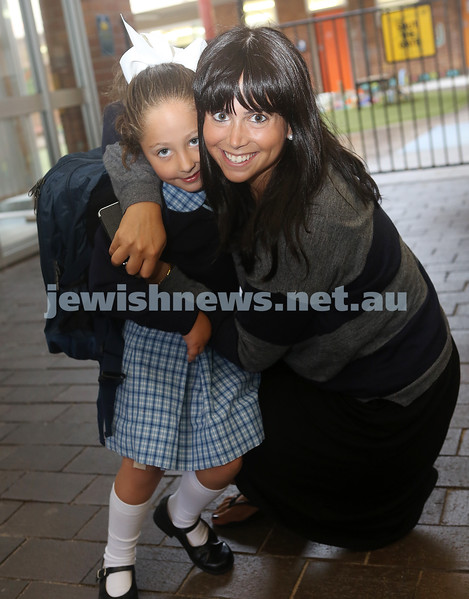 1-2-13. Back to school 2013. Kessar Torah College, Sydney. Photo:  Ingrid Shakenovsky