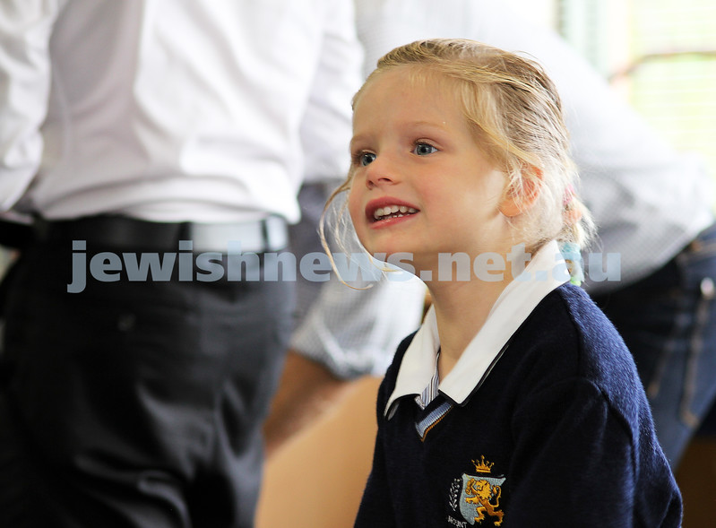 1-2-2013. Back to School. Zara Bedwell. <br /> Mount Scopus, Fink Karp Ivany Campus. Photo: Lochlan Tangas