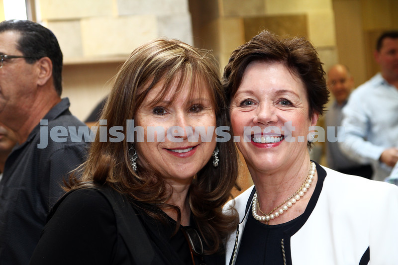 16-12-12. Official opening of the new Central Shul Chabad. Helen Shardey. Photo: Peter Haskin