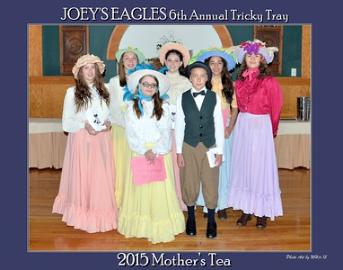 Joey's Eagles 6th Annual Mother's Tea
