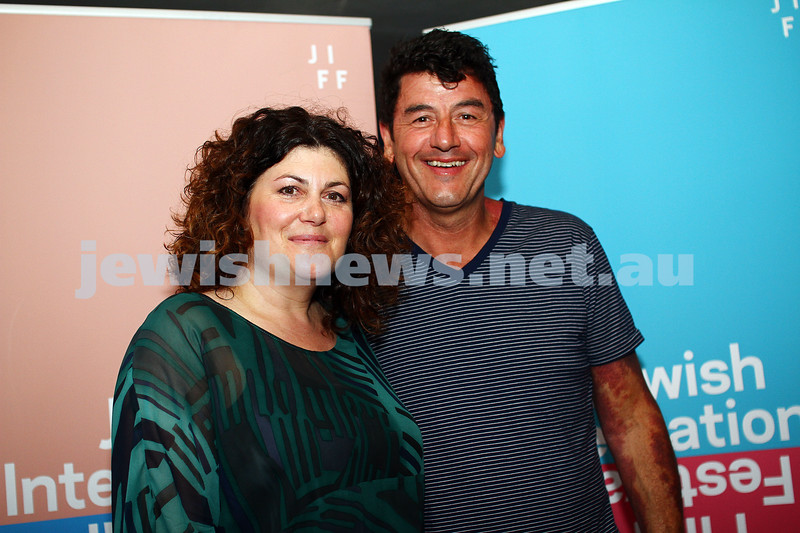 6-11-13. JIFF Melbourne 2013.  Opening of the Jewish International Film Festival at the Classic Cinema, Elsternwick. Photo: Peter Haskin