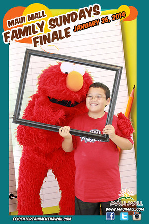 Maui Mall Family Sundays Finale 2014