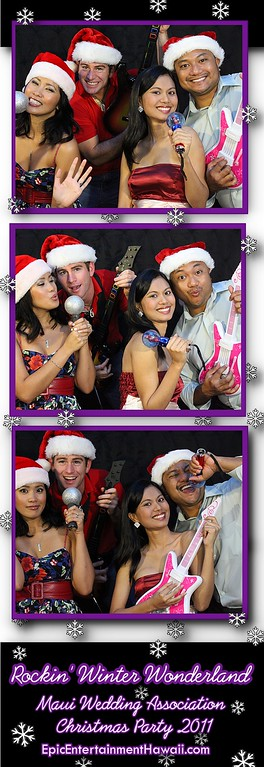 2011 Maui Wedding Association Christmas Party