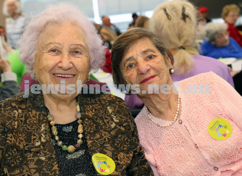 B'nai B'rith in conjunction with ZCV, Lamm Library and Beth Weizmann presented a concert, performed by students of Bialik College, King David School, Leibler Yavneh College and Shalom Aleichem College (produced by Esther Gross) to entertain senior citizens including Jewish Care. Beth Weizmann Community Centre, Sunday, 17th November 2013. Photos: Lochlan Tangas