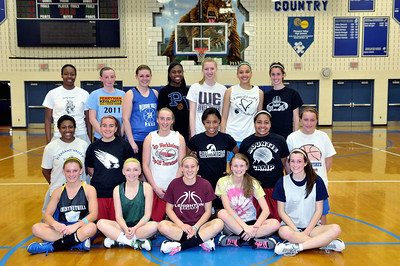 Perryman & Keglovits Girls All Stars 2011