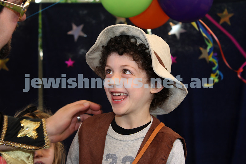 Purim 2012. KDS. Photo: Lochlan Tangas
