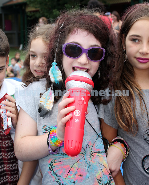 22-2-2013. Purim @ Sholem Primary. Photo: Lochlan Tangas